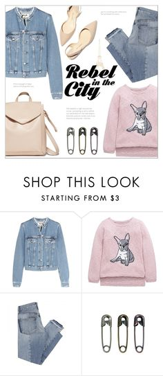 """Strolling Through Paris"" by alexandrazeres ❤ liked on Polyvore featuring Acne Studios, Mix Nouveau, Loeffler Randall, Paul Andrew, Tim Holtz, paris, citybreak and rebelinthecity"