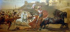 Greek Heroes- Pictures of Achilles, the main hero of the Trojan War