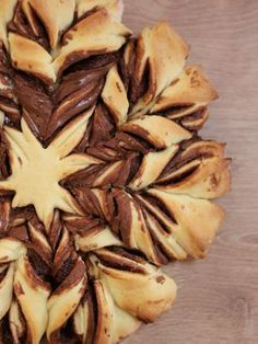 Brioche au Nutella - Recette de cuisine Marmiton : une recette