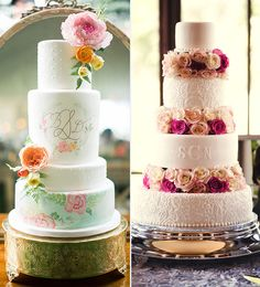 The 15 Sweetest Wedding Cake Trends That Will Be Huge In 2017