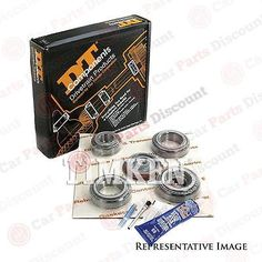 Timken Axle Differential Bearing And Seal Kit, Drk311a #car #truck #parts #transmission #drivetrain #differentials #drk311a