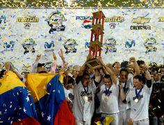 La última gran gesta melenuda, la victoria en la Serie del Caribe 2006, jugada en Valencia-Maracay, Venezuela. | Créditos: Archivo