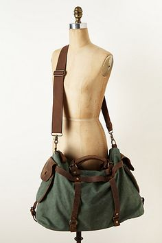 the other choice for a weekender bag... so many weekends to take advantage of.   Emersyn Weekender from Anthropologie