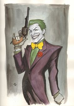 Joker by Adi Granov