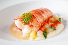 Lobster Ai Fiori; New York, New York