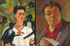 Frida and Diego Paintings - Google Search