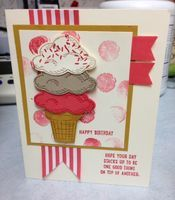 Sprinkles of Life - Ronald McDonald House Charity Stamp Set Paper Crafts, Diy Crafts, Card Crafts, Mcdonalds Gift Card, Birthday Cards, Happy Birthday, Stamping Up, Kids Cards, Fun To Be One