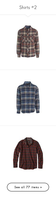 """""""Shirts #2"""" by kaninekiller ❤ liked on Polyvore featuring men's fashion, men's clothing, men's shirts, men's casual shirts, mens red plaid shirt, mens button down shirts, mens casual long sleeve button down shirts, mens button up shirts, mens long sleeve plaid shirts and blue"""