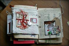 **Mon scrap par Liliema**: ~~ December Daily 2011 ~~