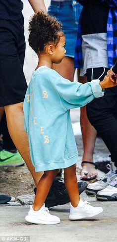 North West's fashion game is what's up
