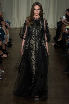 Marchesa Spring 2015 RTW – Runway - Vogue