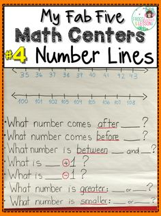 Flash Blog Post! Five Math centers that are fast to assemble, easy to update, and that keep kids learning all year long! Part 4.
