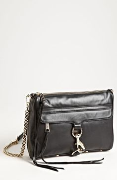 Rebecca Minkoff 'MAC' Convertible Crossbody Bag available at #Nordstrom #christmas2014
