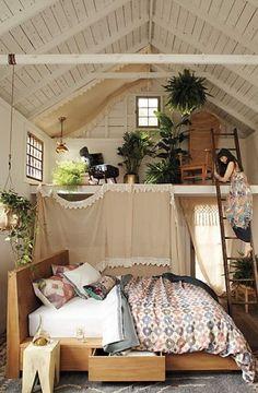 FP inspired boho bedroom!