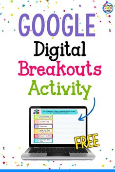 Thinking about a digital breakout in the classroom? In this post, we're answering your frequently asked questions when it comes to digital breakouts in the elementary classroom & library! Teaching Technology, Educational Technology, Instructional Technology, Educational Crafts, Instructional Strategies, Google Classroom, Online Classroom, Classroom Libraries, Flipped Classroom