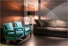 Luce fauteuil en Dolce bank. METROPOLE collectie by BAAN