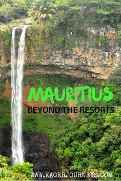 Mauritius surpasses its stereotype of merely being a honeymoon destination full of beach resorts. Here are some things to do beyond the resorts.