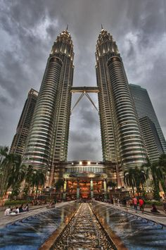 Twin Towers,KL by Mohammed Yassin on 500px