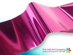 The Nail Art Company - Metallic Plum - Nail Art Transfer Foil, £2.50 (http://www.thenailartcompany.co.uk/metallic-plum-nail-art-transfer-foil/)