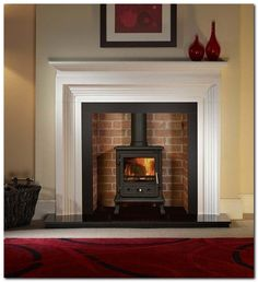 Gallery collection firefox This complete package includes the Firefox 5 Multifuel Stove Evesham Agen Limestone Fireplace with Granite Slips and Solid Fuel Granite Hearth and Inner and Bricks for Chamber. Wood Burner Fireplace, Fireplace Hearth, Fireplace Surrounds, Fireplace Ideas, White Fireplace Surround, Fireplace Gallery, Limestone Fireplace, Fireplace Design, Georgian Fireplaces