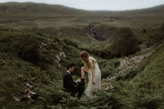 Elopement on Isle of Skye // Brittney & Eric - The Kitcheners