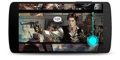 Google Play Books mejora la lectura de cómics