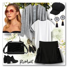 """www.romwe.com-L-4"" by ane-twist ❤ liked on Polyvore featuring romwe"