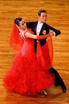 Ballroom dance - tango