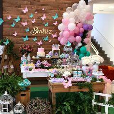 Aladdin Birthday Party, 40th Birthday, Birthday Party Themes, Happy Birthday, Butterfly Baby Shower, Butterfly Party, Butterfly Birthday, Birthday In Heaven, Birthday Traditions