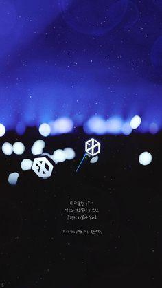 Lightstick Exo, Kpop Exo, Chanyeol, Rainbow Wallpaper, Disney Wallpaper, Exo Album, Exo Lockscreen, Exo Concert, Cute Wallpapers