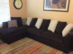 Sectional-Gorgeous Excellent Condition.....