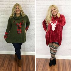 Trendy, Comfortable, Affordable PLUS SIZE CLOTHING~ Shop our boutique or buy online: www.buycurvy.com  #plussizeclothing #onlineplussizeboutique