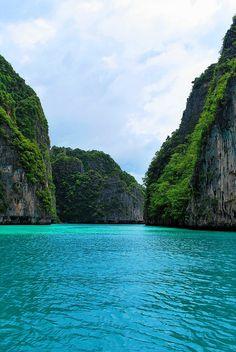 Phi Phi Leh, Thailand.