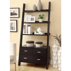 Wood,Bookshelves Media/Bookshelves: Organize your living room with modern bookshelves