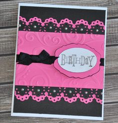 Handmade Birthday Card Perfect for Women and by PrettyPaperHaven, $1.49