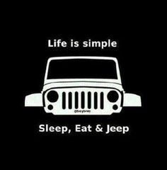 We Are Jeep! this is soooooo me.........