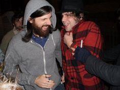 Seth and Langhorne Slim