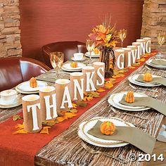 thanksgiving candles | Thanksgiving Candle Arrangement