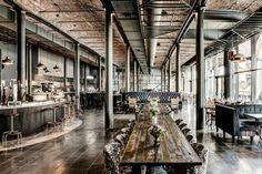 Stanley's (Liverpool), Restaurant or Bar in a heritage building  adi studio