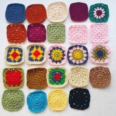 Crochet Patchwork Vest Making - Hippie Crochet, Diy Clothes, Clothes For Women, Vest Pattern, Clothing Patterns, Crochet Hooks, Diy Gifts, Hand Knitting, Blanket