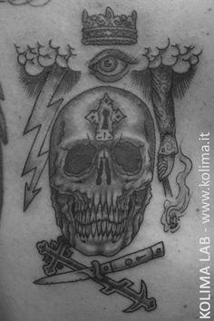 Siberian Tattoo