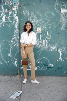 A khaki fupa is the best kind of fupa. http://www.manrepeller.com/2015/07/how-to-wear-khakis.html