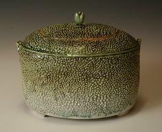 con tapa de cerámica-buque-Pat-Swyler