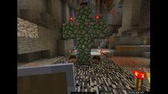 Minecraft,  Herobrine seed.  Non aprire questo video.
