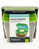 Fit 2-in-1 Salad Shaker.