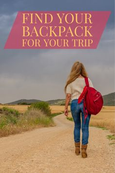 Best Travel Backpacks for your Trip to Europe, Asia, and The World! Read on to find your new best travel buddy.