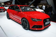 2015 Audi RS6 Avant, a crazy little thing called ...family