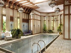 Indoor Swimming Pools ~ http://lanewstalk.com/indoor-small-swimming-pools/