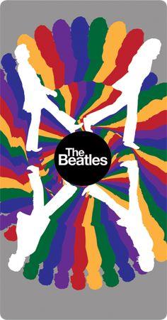 Beatles fan art poster #design