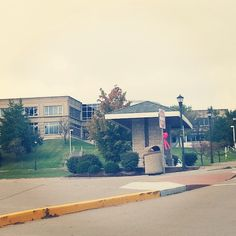 It's a quiet day at Southeast! We are ready to have the campus filled once again on Monday! #SEMO #FallBreak